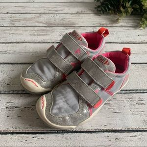 Plae TY Metallic toddler shoes size 12.5
